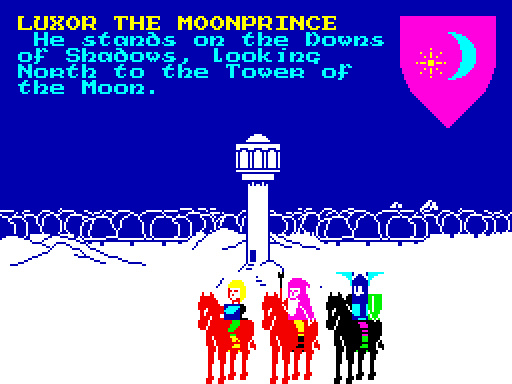 Lords Of Midnight Spectrum