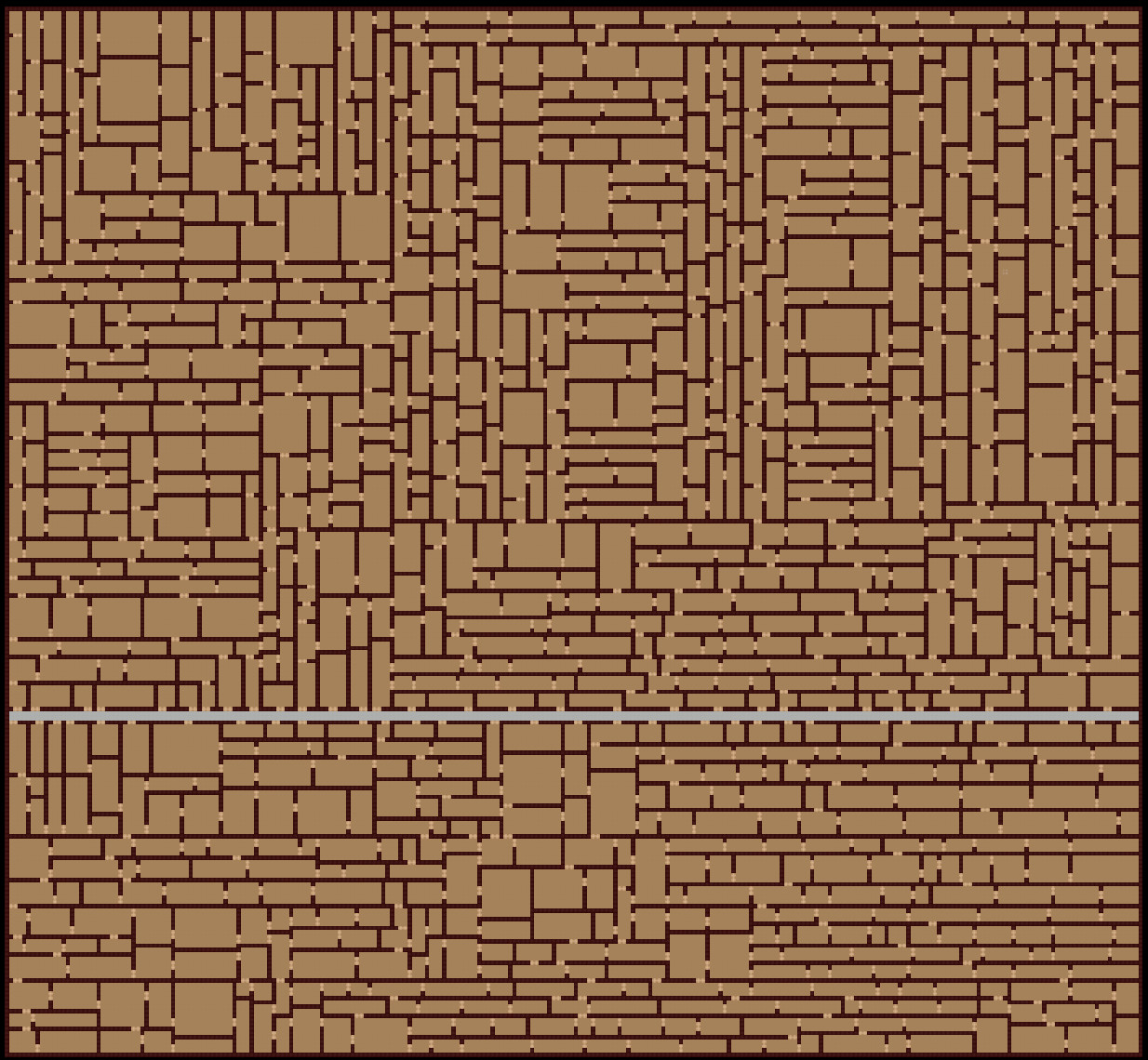 House Layout Maze Generator Polygon Pi